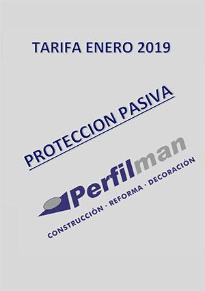 tarifas proteccion pasiva